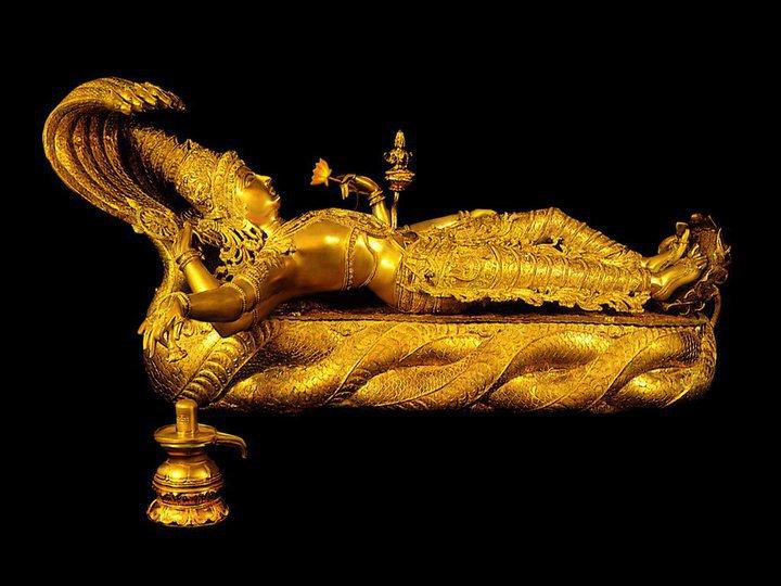 Save Lord Padmanabha from neo-iconoclasts: Ram Madhav