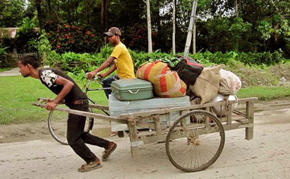 Assam Violence: Seva Bharati's relief activity Update