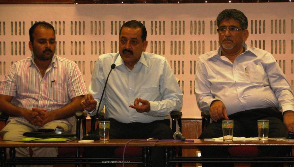 Interlocutors report on J&K is against national integrity: Dr Jitendra Singh