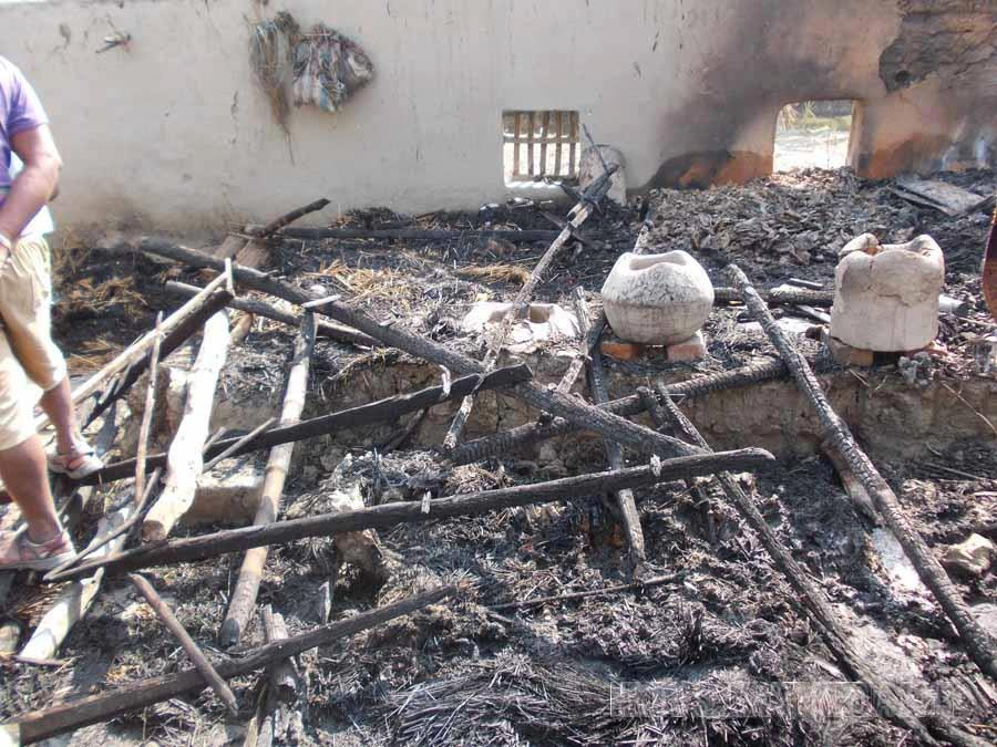 Photos: Attack on Hindu Families in West Bengal