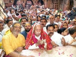 Bhagwat at Vrindavan April-5-2013