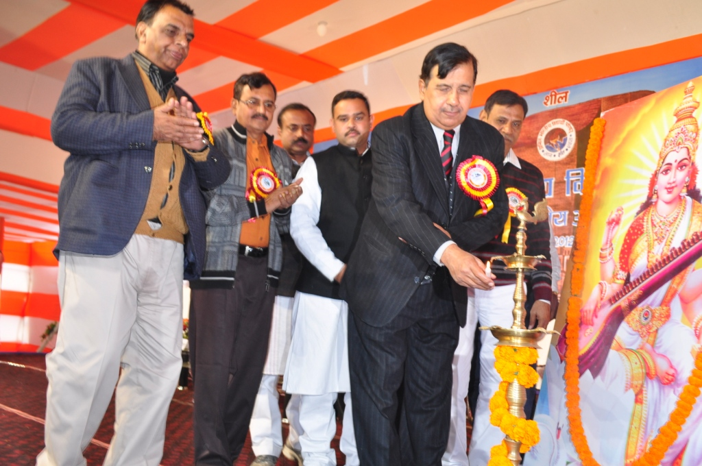 ABVP's 58th 3-day annual National Conference was inaugurated at Patna of Bihar