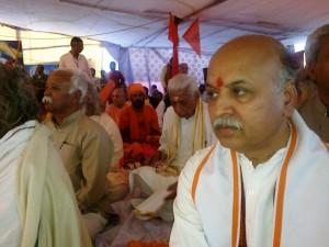 DHARMA SANSAD at Kumbh Mela Feb-6-7-2013 (3)