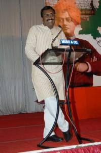 RSS Akhil Bharatiya Sah Sampark pramukh Ram Madhav speaks at Belgaum, March-02-2013