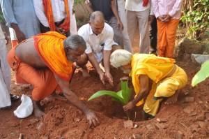 Day-88: Bharat Parikrama Yatra at Vadeyara Hobli