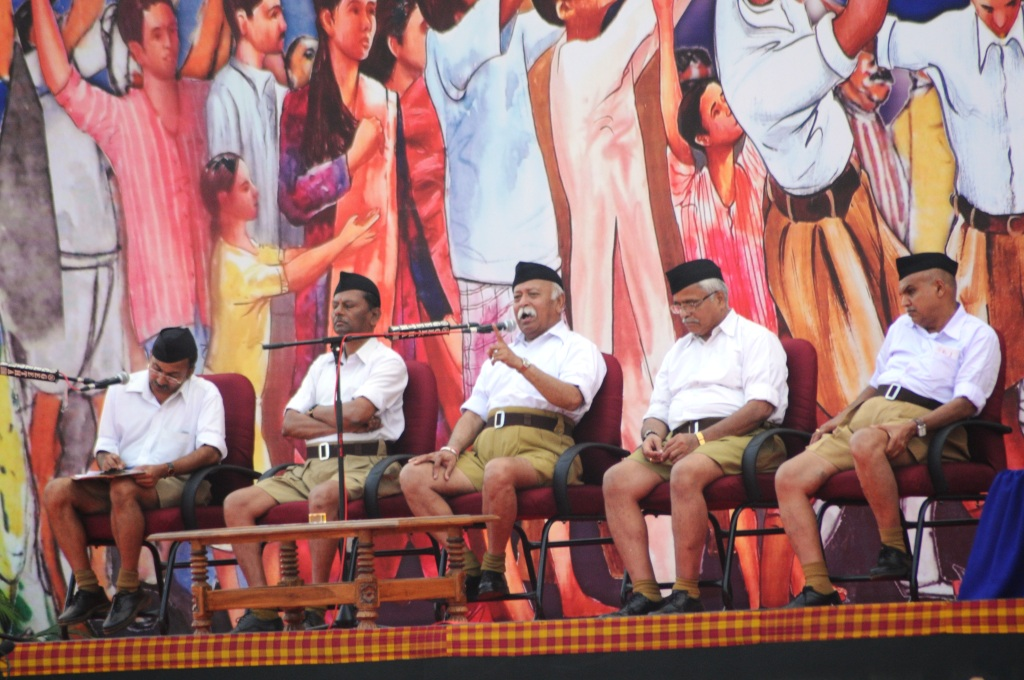 Full Text of RSS Chief Mohan Bhagwat's Speech at Mangalore Sanghik