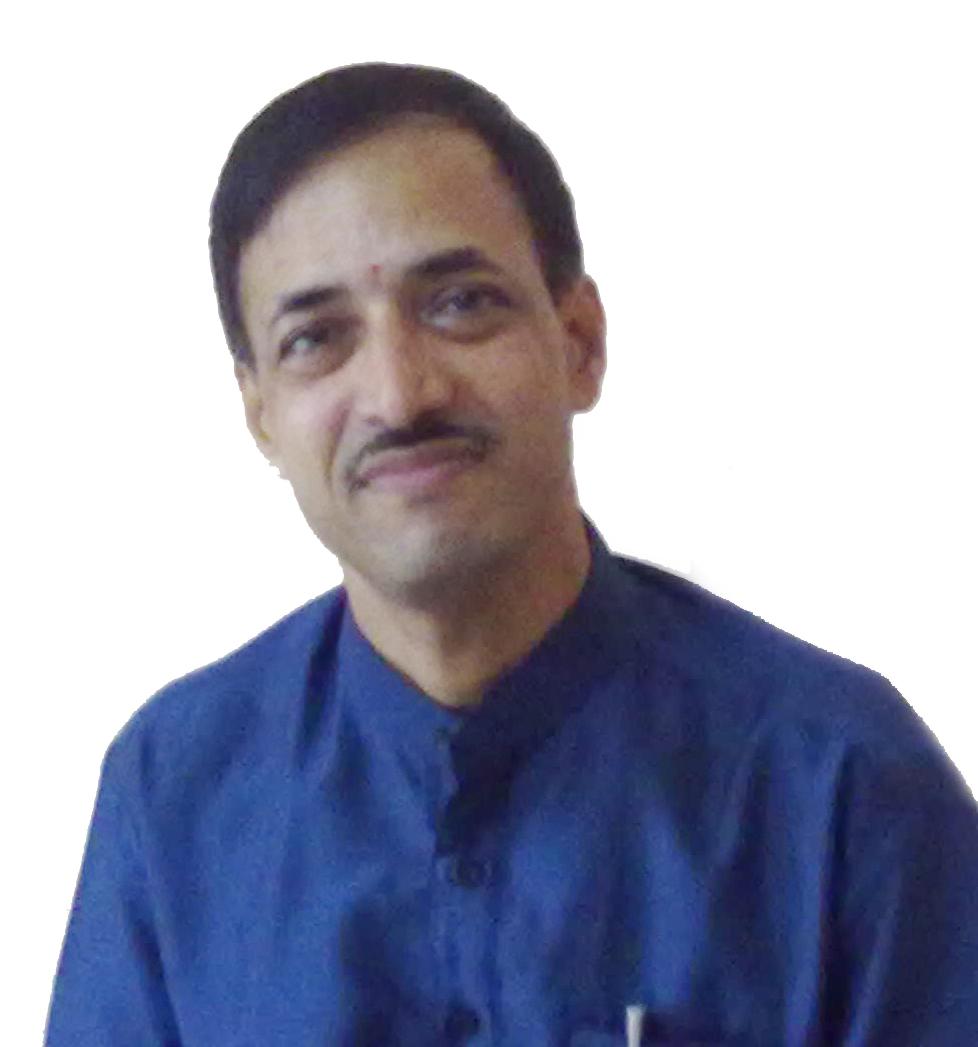 Dr.Vishwas gets Sahitya Academy Award