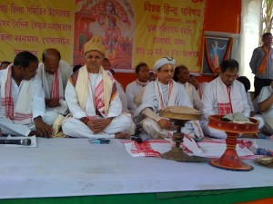 VHP Chief Dr Pravin Togadia at Golaghat Assam Rally - March 19, 2013