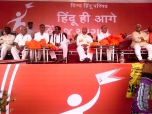 'Hindu Ahead' Launch at Karnavati - Dr Mohan ji Bhagwat & Dr Pravin Togadia