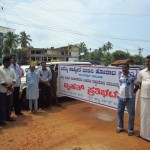 Kundapura: Protest against JK report