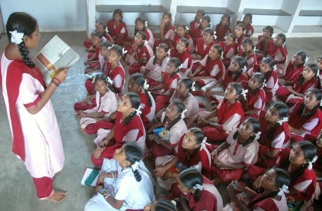 The RSS magic: Rethinking rural education