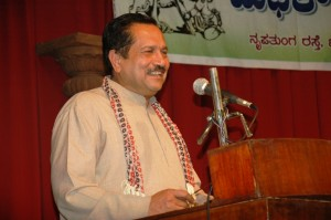 Indresh Kumar, member central executive, RSS