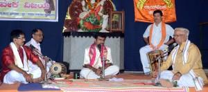 Kumble Sundara Rao at Viveka Vijaya Tala MADDALAE-Feb-10-2013