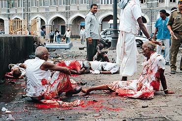 """KNOW YOUR TERRORIST- ""- Ram Madhav's analytic article on Mumbai Blasts."