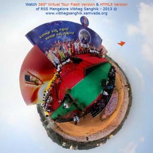 RSS Sahasarakaryavaha Suresh Soni inaugurtes 360 degree view at Rashtrotthana Bangalore Feb-25-2013 (6)