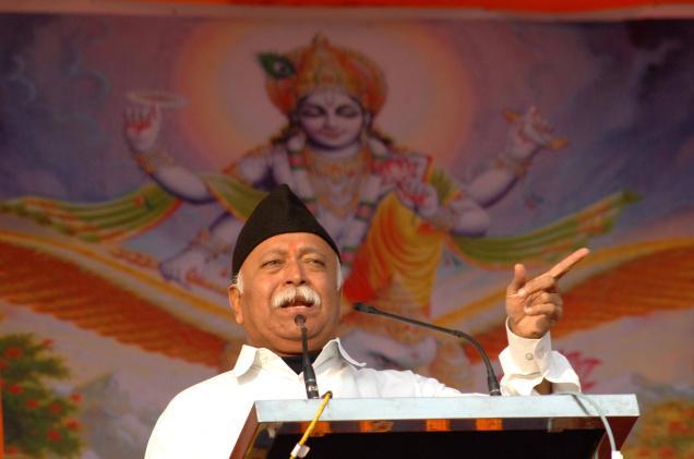 Ahead of verdict, RSS harps on Ayodhya temple