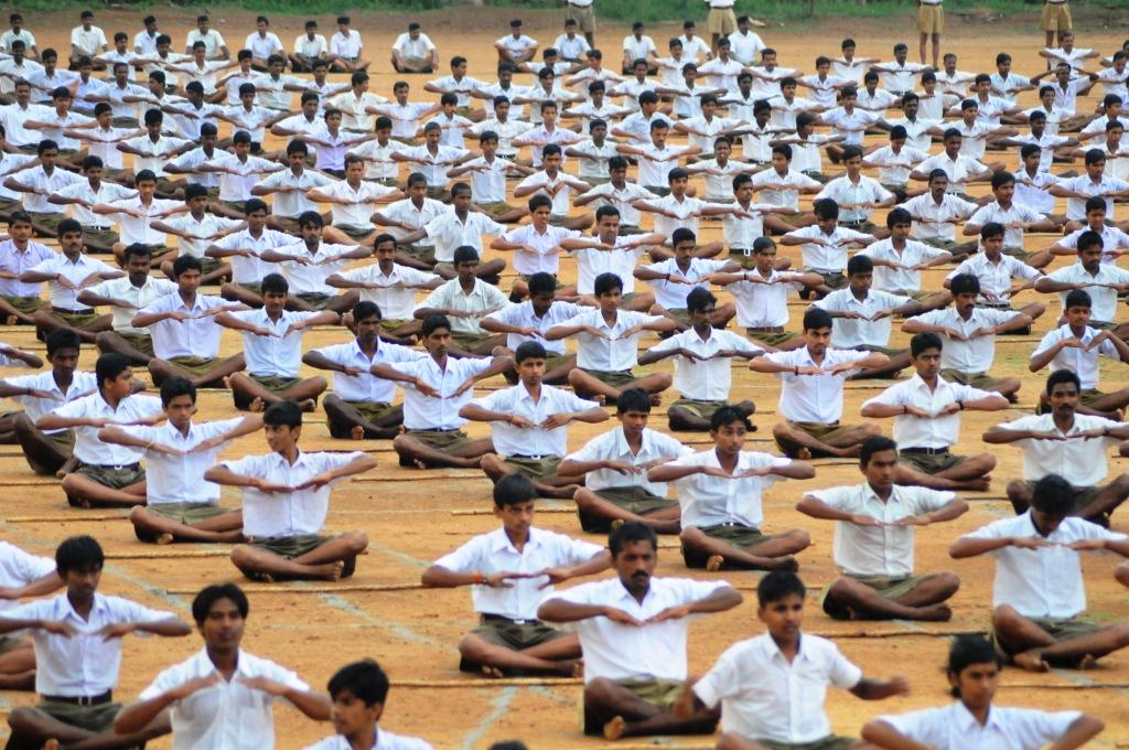 RSS State level annual training camp Sangh Shiksha Varg-2012 ...