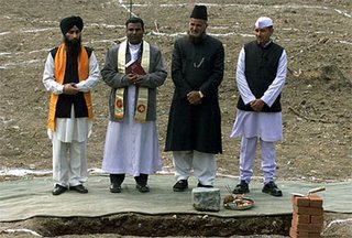 Is unity possible by the imported variety of Secularism?
