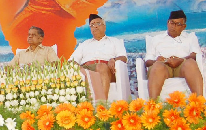 Missile Scientist Dr VJ Sundaram Praises RSS at Hindu Shakti Sangama