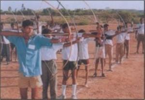 Vanvasi_kalyan_archery_competetion
