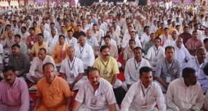 Delegates gathered in Akhil Bharatiya Pratinidhi Sabha, Puttur-2011