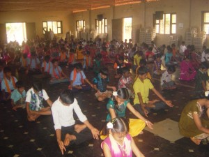 Yogasana Pradarshana 3