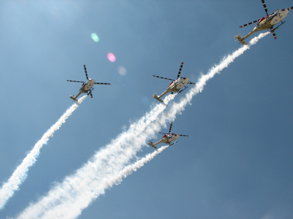 Trail of Glory-Aero India2011: Inspiring air show at Bangalore