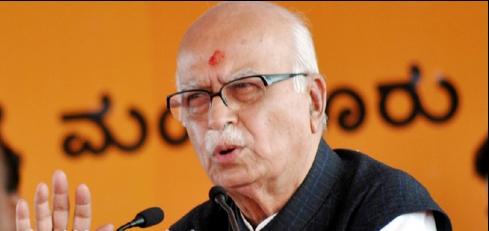 Mangalore welcomes Advani's Jan Chetna Yatra
