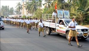 RSS Path Sanchalan at Mulki