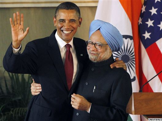 """""""Jai Hind!, and long live the partnership between India and US"""": Obama addresses Parliament"""