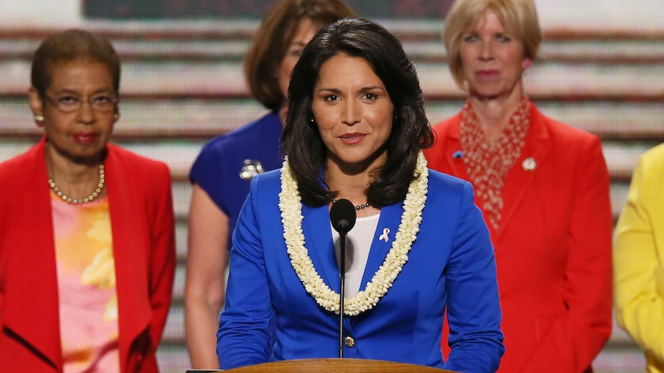 America's First Ever Hindu Congresswoman Tulsi Gabbar Will Take the Oath of Office Over the Bhagavad Gita