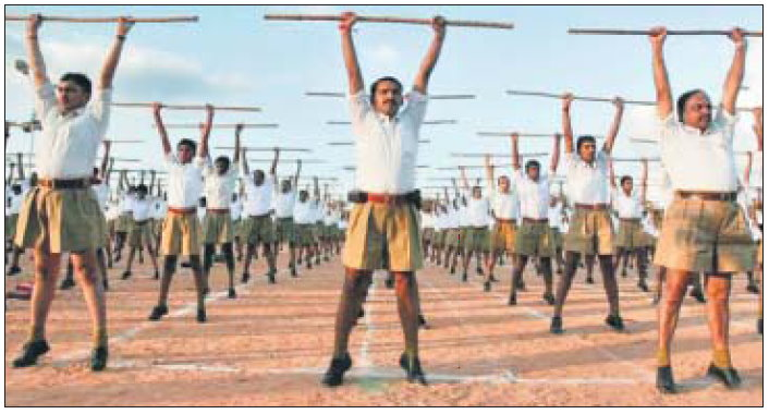 'RSS has all powers Creation, destruction and re-creation'