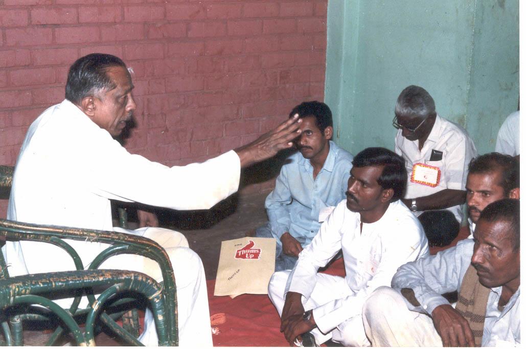 Alampalli Venkatram ji speaking-with-labours