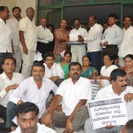 Save J&K: Protest report from Tumkur